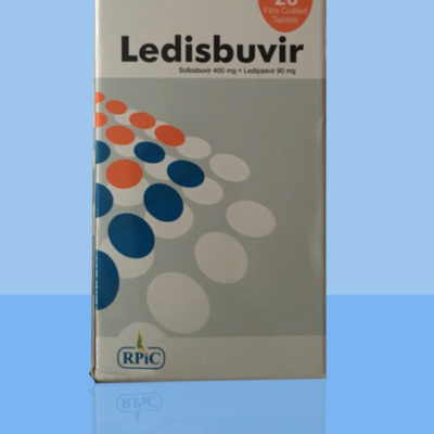 Ледипасвир аннотация