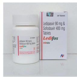 Фото препарата Ledifos