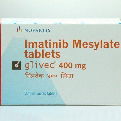 Гливек 400 мг (Иматиниб 400 мг)