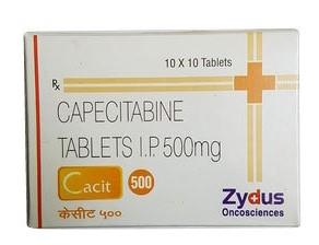 Кацит (Cacit 500 мg)