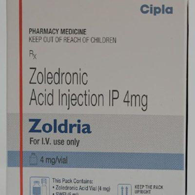 Золдрия (Zoldria 4 mg)