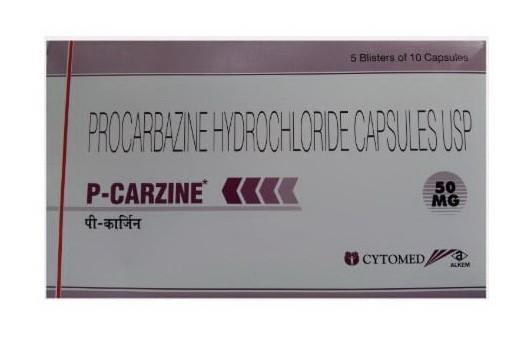 Прокарбазин (P-CARZINE)