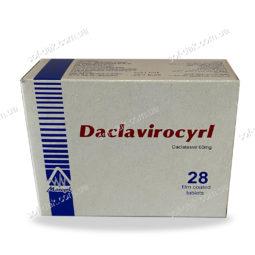 Daclavirocirl фото