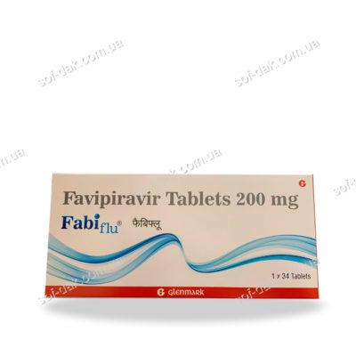 Fabiflu (Favipiravir)